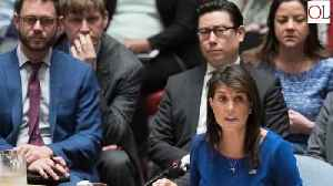 News video: Nikki Haley Delivers Blistering Remarks To UN Security Council Over Syria