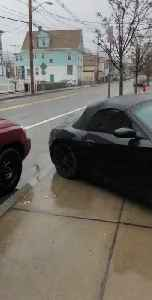 News video: Crashing a Z4 on the Day You Buy It