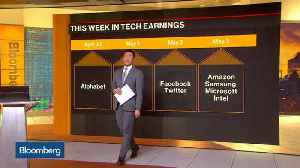 News video: 3 Charts to Know: Top Tech Earnings This Week