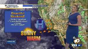 News video: 10News Pinpoint Weather with Jennifer Delacruz