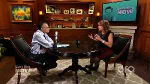 News video: Larry King can spin a basketball on his finger