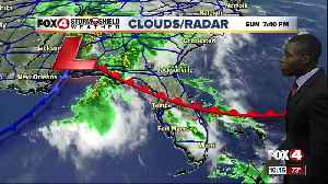News video: Tracking a cold front
