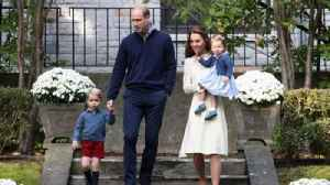 News video: Duchess of Cambridge goes into labour