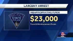 News video: State Police payroll director due in court