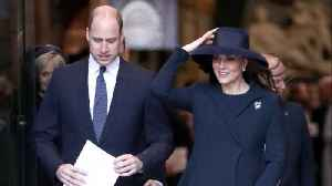 News video: Duchess of Cambridge Is 'in the Early Stages of Labor'