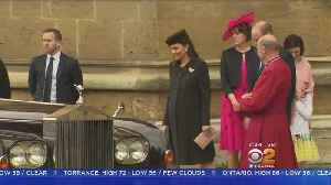 News video: Royal Baby Watch On As Duchess Of Cambridge Admitted To Hospital