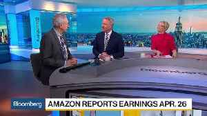 News video: Amazon Expands D.C. Lobbying Influence as Business Grows