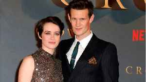 News video: 'The Crown's' Matt Smith Discusses Pay Gap Controversy