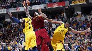 News video: NBA Playoffs: Did Pacers Blow Their Chance Against Cavaliers?