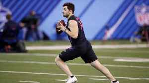 News video: NFL Draft: When Will Quarterback Run Take Place in First Round?