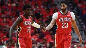 News video: NBA Playoffs: Why Pelicans Will Prove to Be Warriors' Biggest Challenge