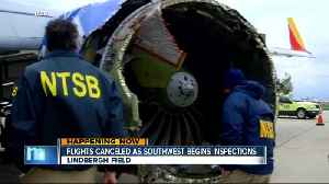 News video: Flights canceled in San Diego as Southwest conducts inspections