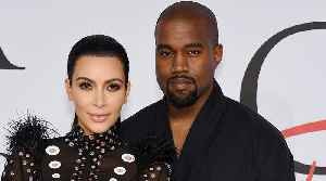 News video: Kim Kardashian Goes Topless in Bedroom Pic Taken By Kanye West