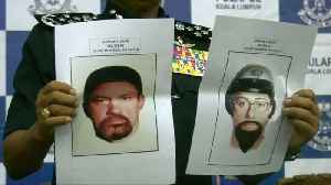 News video: Sketches of suspects in Palestinian scholar's murder released