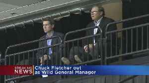 News video: Check Fletcher Out As Wild General Manager