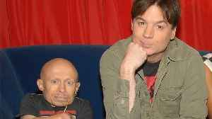 News video: Mike Myers has responded to Verne Troyer's passing, and we're going to need more tissues