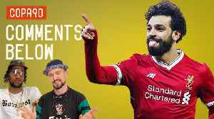 News video: Mo Salah Dominates PFA Player Of The Year | Comments Below