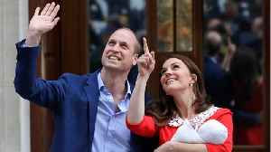 News video: William And Kate Introduce Newest Royal Family Member