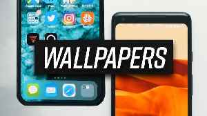 News video: Where's That Wallpaper From?