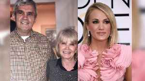 News video: See Sweet Way Carrie Underwood Celebrated Parents' 50 Years of Marriage