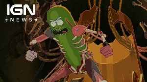 News video: Game of Thrones Showrunners Record 'Pickle Rick' Episode Commentary