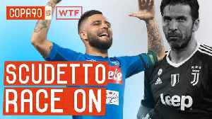 News video: Can Napoli Actually Stop Juventus From Winning Serie A? | Walk Talk Football
