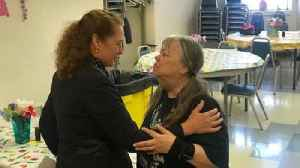 News video: Rep. Esty At Meriden Senior Center