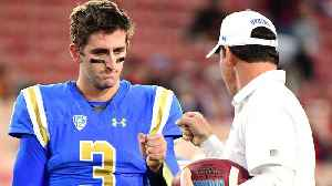 News video: Sam Darnold: Josh Rosen Views Football as a 'Chess Game on Steroids'