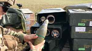News video: Get Fired Up for the Army's First-Ever Mortar Competition