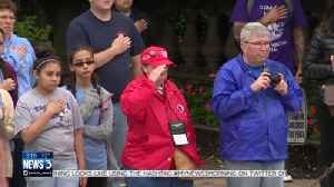 News video: Veterans excited for first Honor Flight of the year