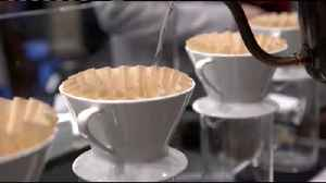 News video: New study helps determine whether coffee is dehydrating