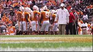 News video: Vols Coach Jeremy Pruitt Claims Some Players Quit in Orange and White Game