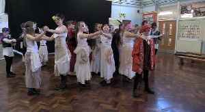 News video: Local primary school in Prescot celebrate in National Shakespeare Day