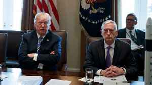 News video: Report Says Mattis Sees Himself as Trump's 'Babysitter'
