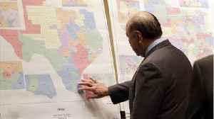 News video: U.S. Supreme Court Divided Over Texas Electoral District Fight