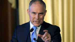 News video: Scott Pruitt Vows To Make EPA More Transparent But Doesn't Invite Press