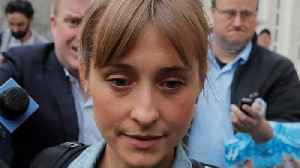 News video: Allison Mack Granted Bail In Sex Trafficking Case