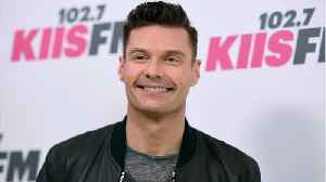 News video: Ryan Seacrest 'Can't Keep Up' With the Kardashians