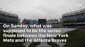 News video: MLB Breaks Dubious April Record After Another Canceled Game
