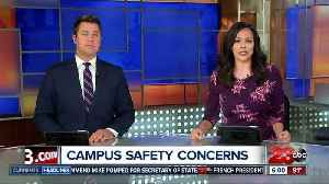 News video: Bakersfield College public safety official speaks out two weeks after attempted rape on campus