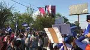 News video: Unrest Continues in Nicaragua as Protesters March on Managua
