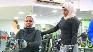 News video: Saudi women lift weights and bust social norms