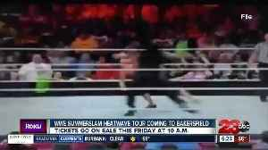 News video: WWE Live returns to Bakersfield