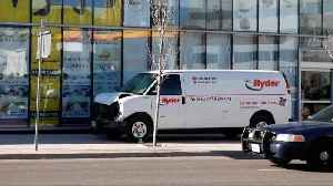 News video: Toronto police eye deadly van attack suspect's 'cryptic message'