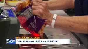 News video: Food as medicine: Food prescriptions coming to Cleveland community