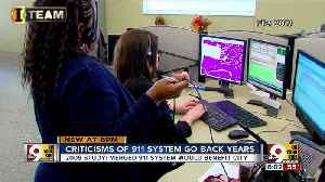 News video: I-Team: Problems with Cincinnati 911 system date back years