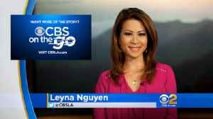 News video: CBS On The Go – PM Edition (April 23)