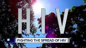 News video: HIV a growing concern in Detroit, with infection rate four times some counties