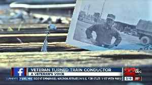 News video: A Veteran's Voice: Air Force vet Jerry Hedges