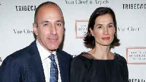 News video: Matt Lauer in 'Bad Shape' as Divorce Moves Forward, Says Source (Exclusive)